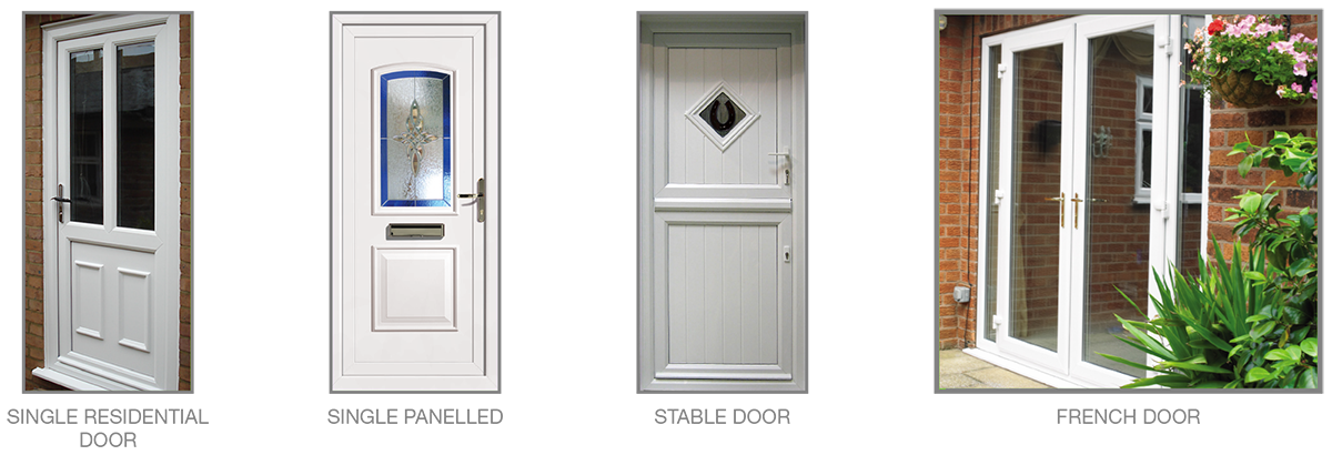 ... All doors can be fabricated using the Artisan range of coloured foils \u0026 many panels also available & Doors